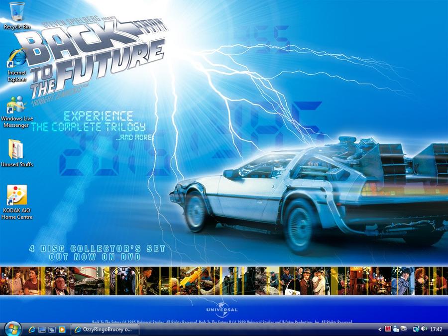 future wallpaper Back To The Future Wallpaper 900x675