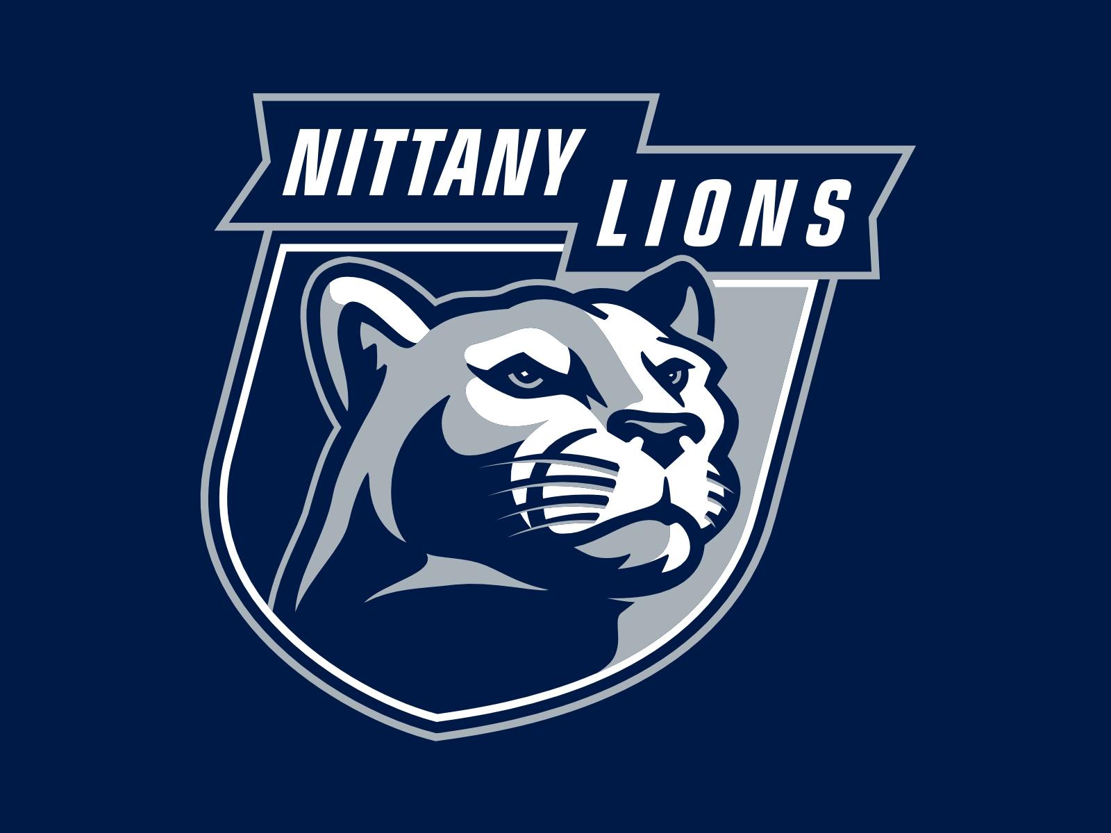 University PSU College Football Nittany Lions Logo 1600x1200 DESKTOP 1600x1200