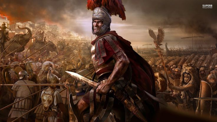 Total War Rome II wallpaper epic battle scenes Pinterest Total 736x414