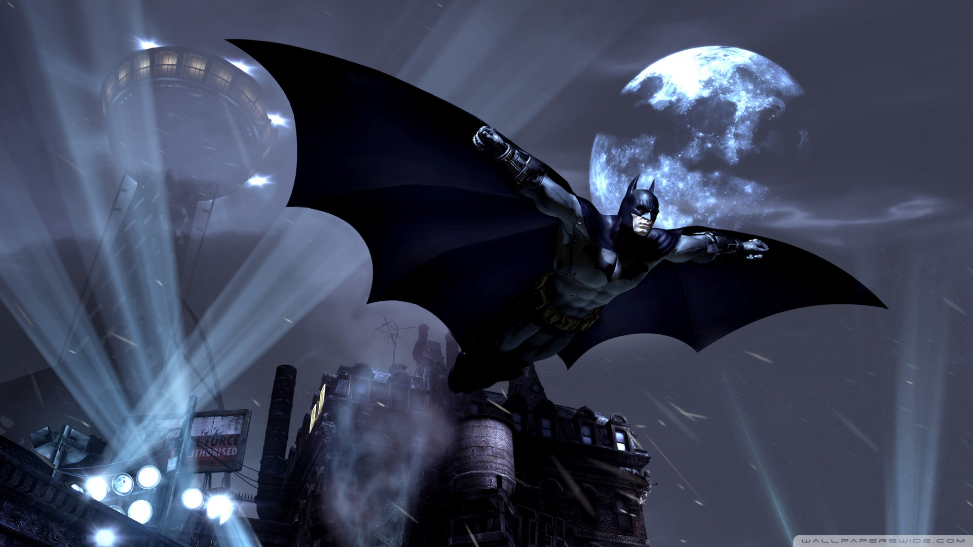 Batman Arkham City Wallpaper 1920x1080 Batman Arkham City 1920x1080