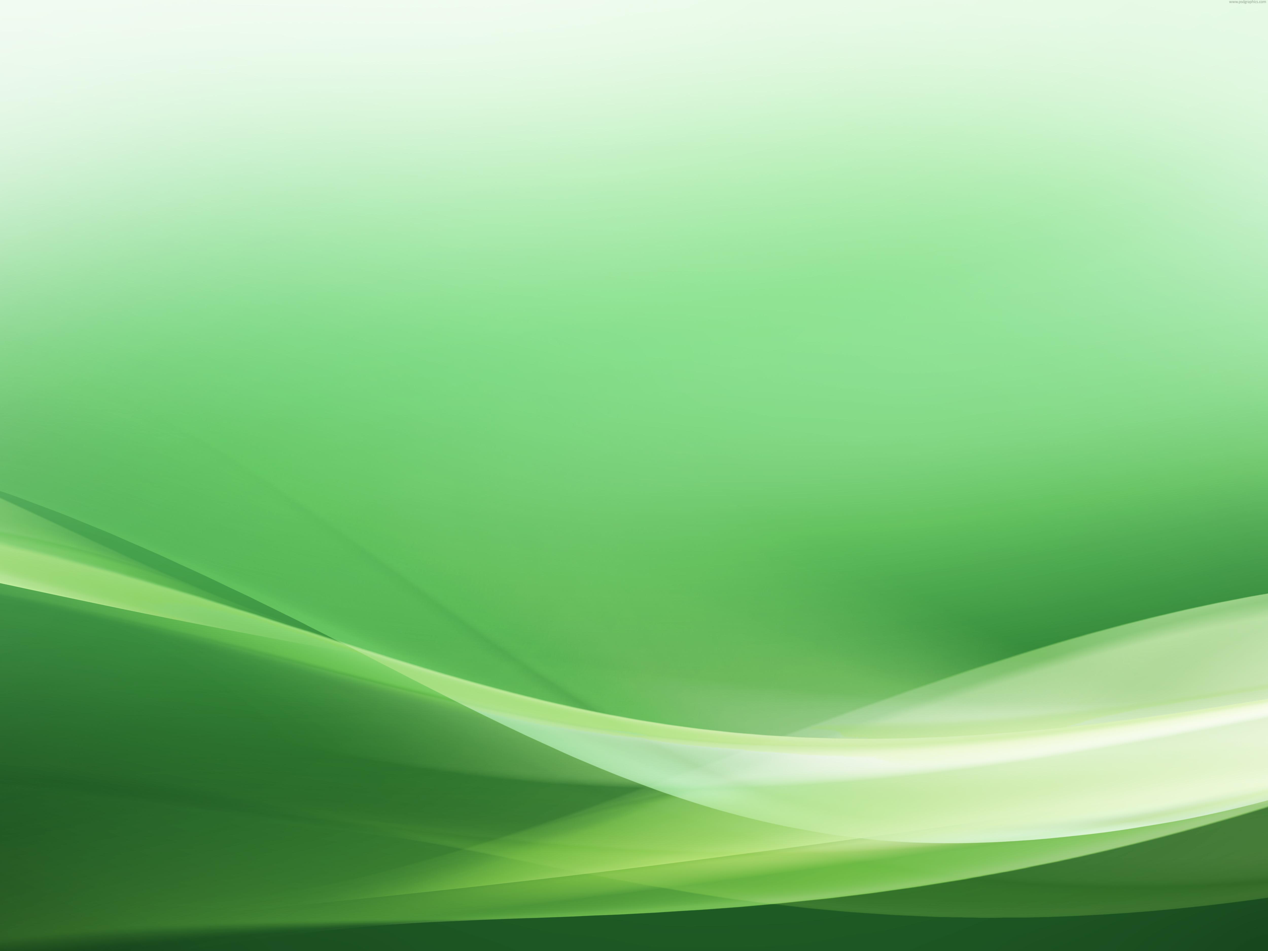 Green design background PSDGraphics 5000x3750