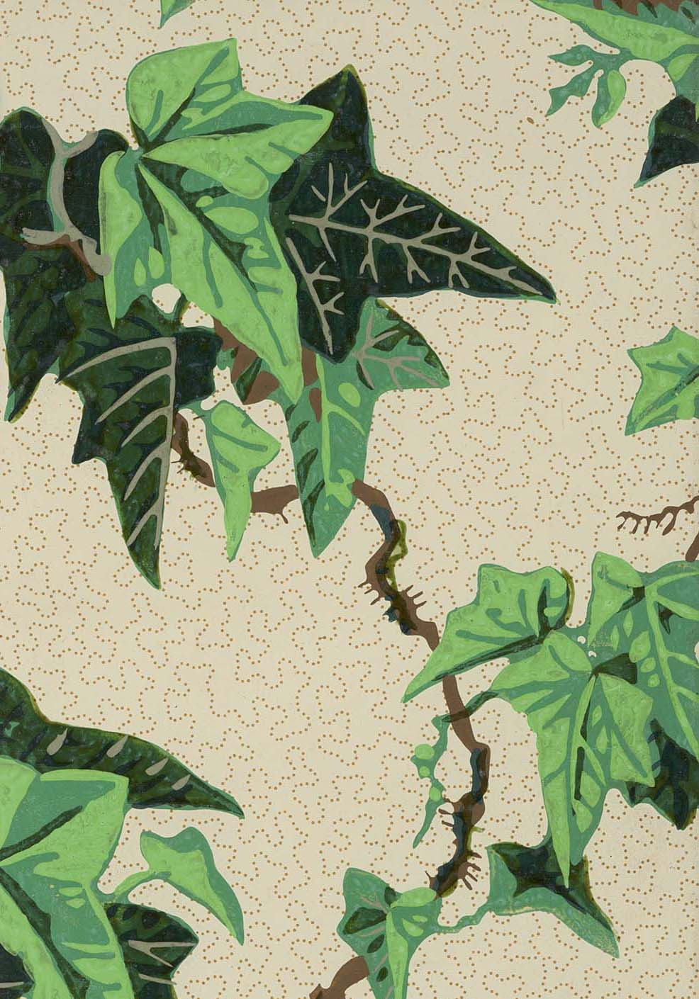 The Textile Blog Wallpaper Designs of William Woollams Co 986x1410