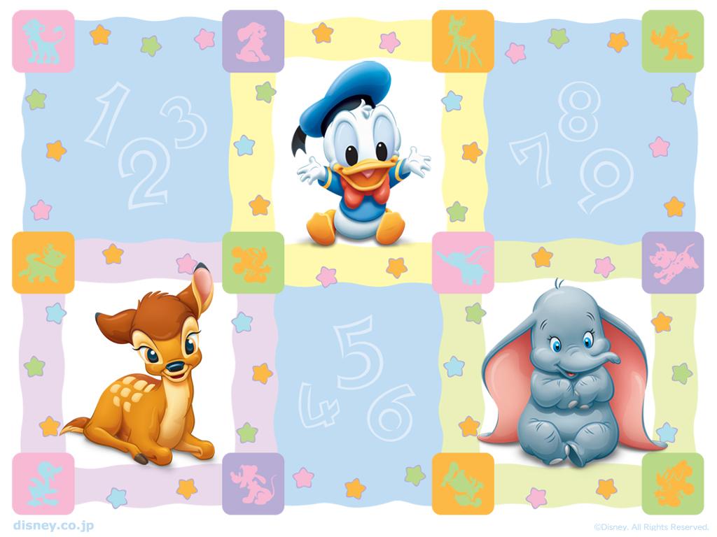Disney Babies   Disney Baby Wallpaper 31419725 1024x768