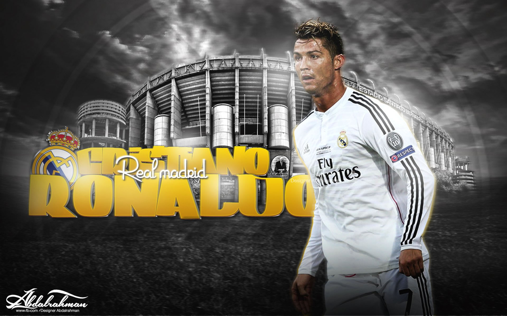 CR7 Wallpaper By Abdalrahman Cristiano Ronaldo Wallpapers 1920x1200