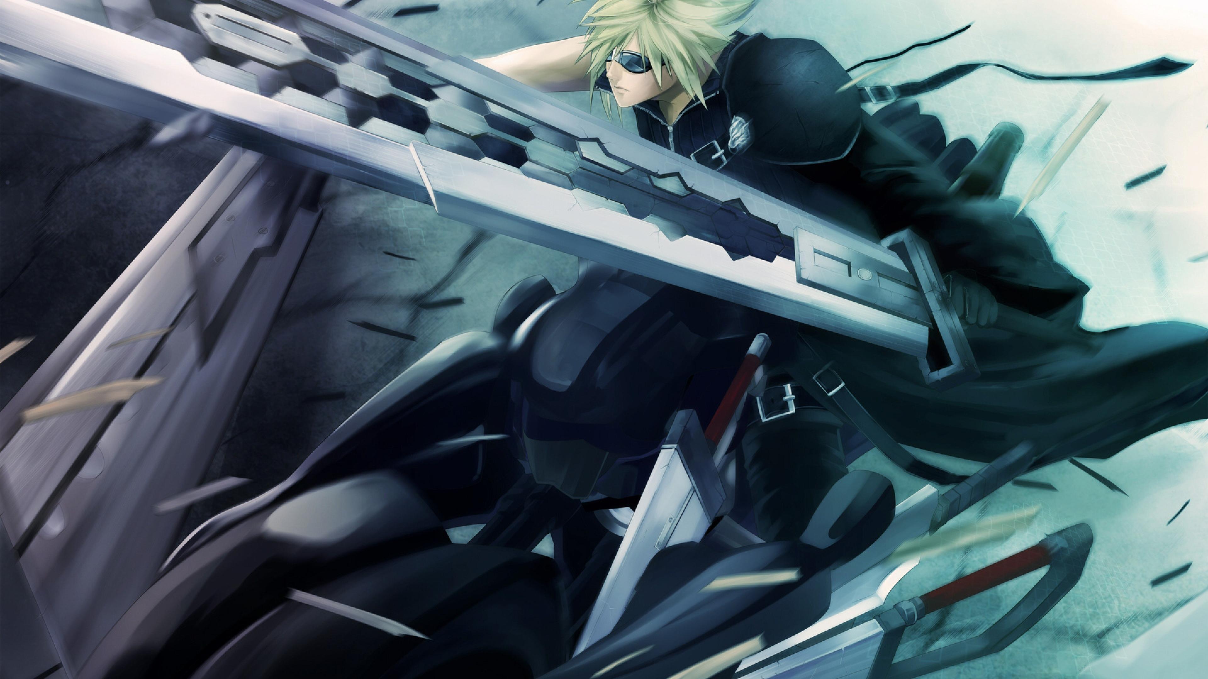 4K Anime Wallpaper - WallpaperSafari