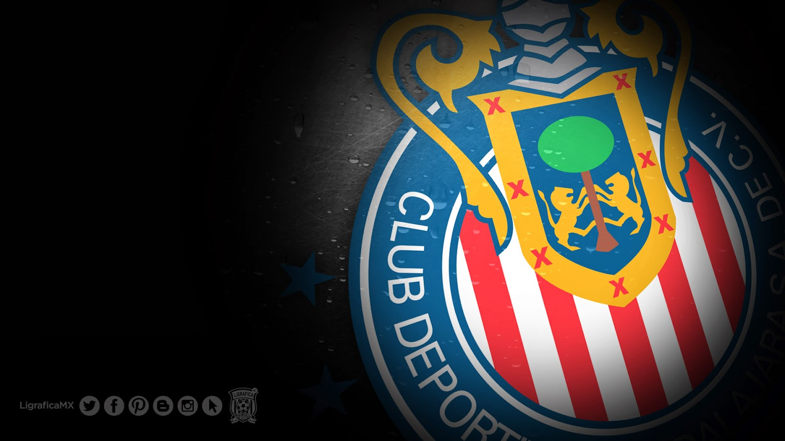 CD Guadalajara Wallpaper 21   1600 X 900 stmednet 1600x900