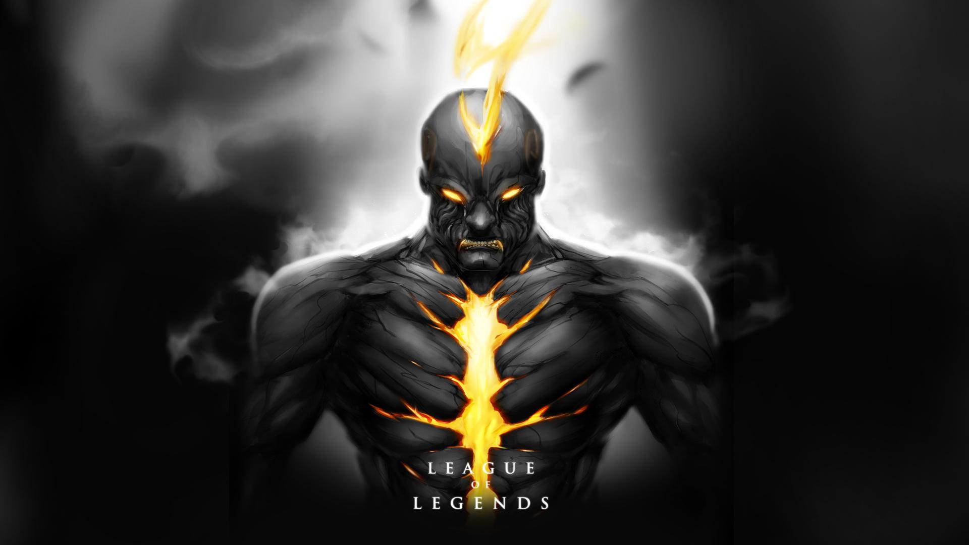 brand champion art league of legends lol game hd 1920x1080 1080p 1920x1080