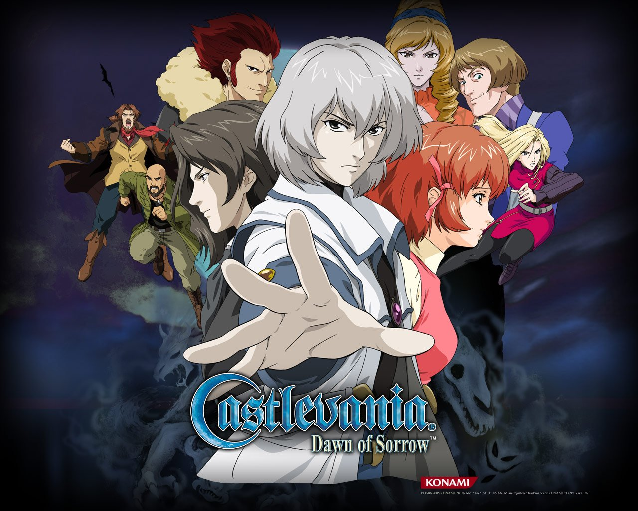 Castlevania Dawn Of Sorrow HD Wallpaper 7   1280 X 1024 stmednet 1280x1024