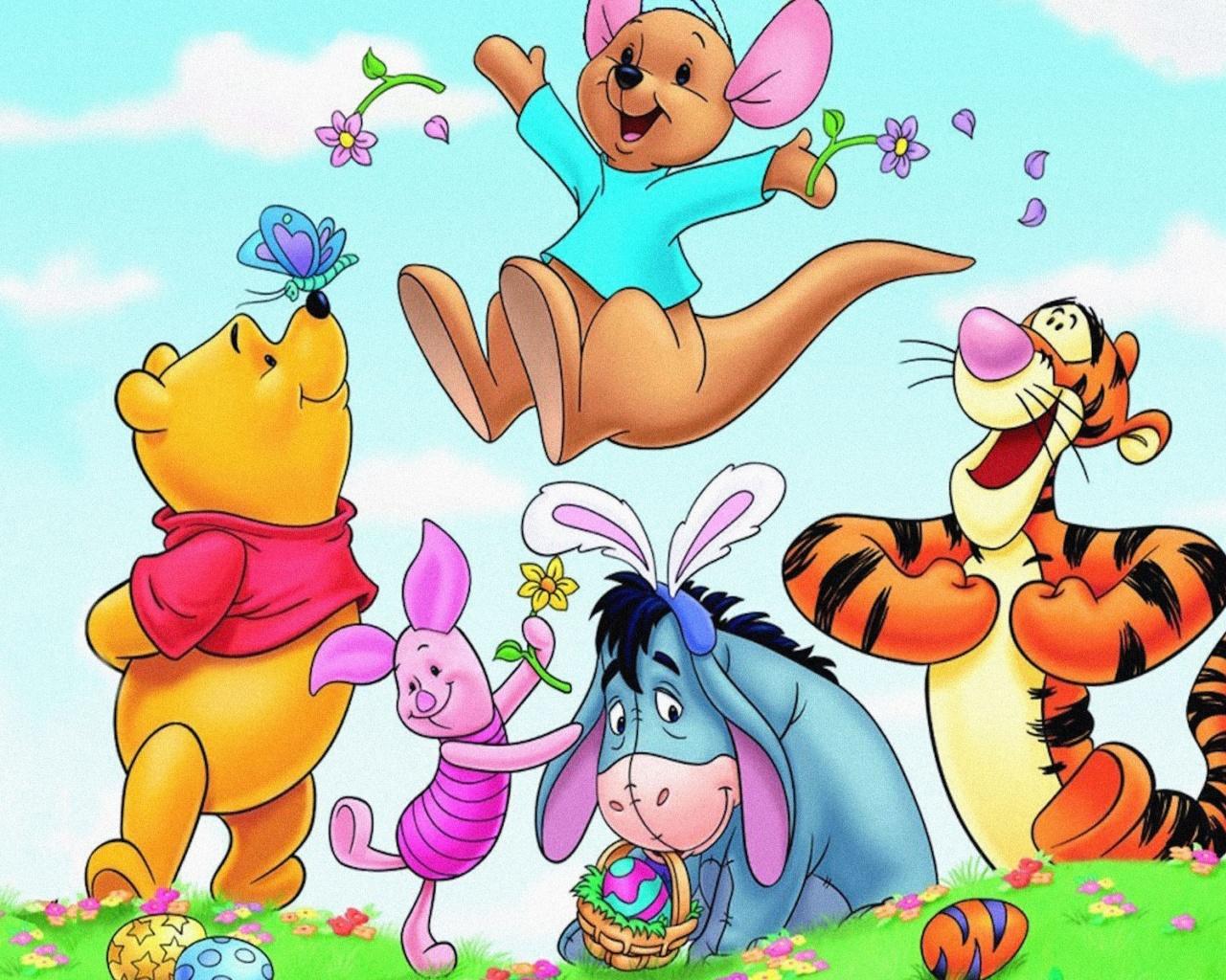 Disney Easter Desktop Wallpaper - WallpaperSafari