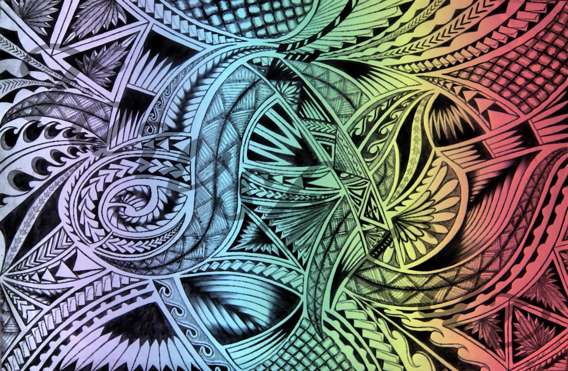 Toa Samoa Wallpaper