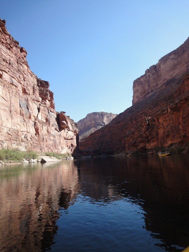 Heart of the Grand Canyon The Colorado River   National Geographic 608x810