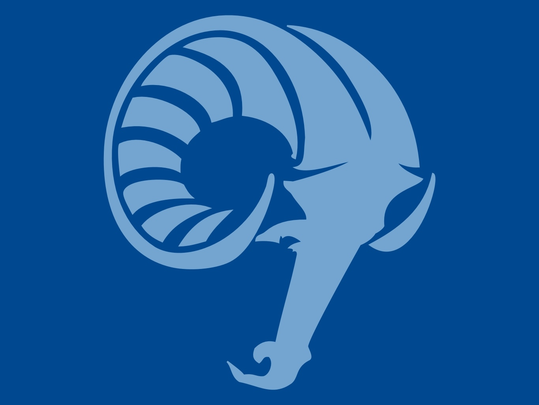 Pin Rhode Island Rams Logo 1365x1024