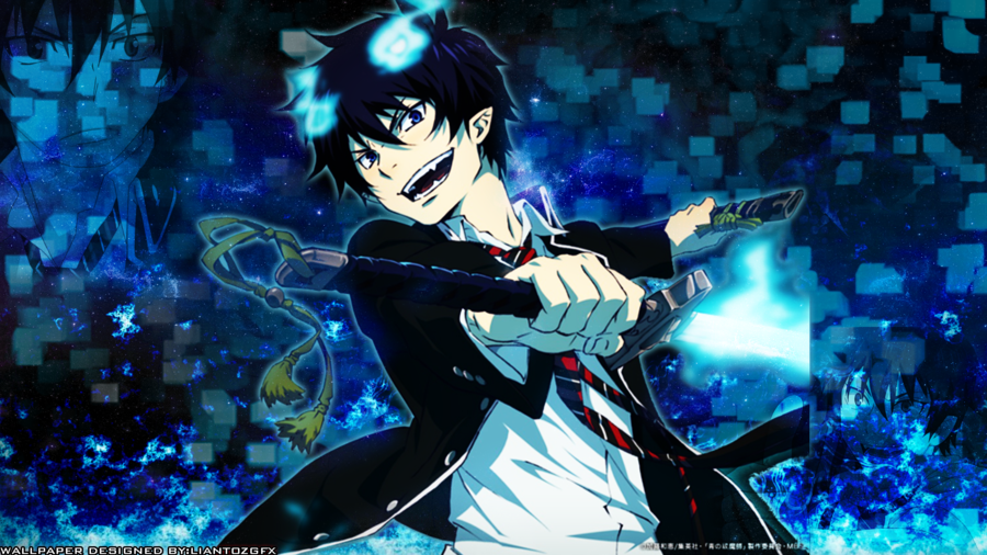 Free Download Rin Okumura Wallpaper By Liantozgfx By
