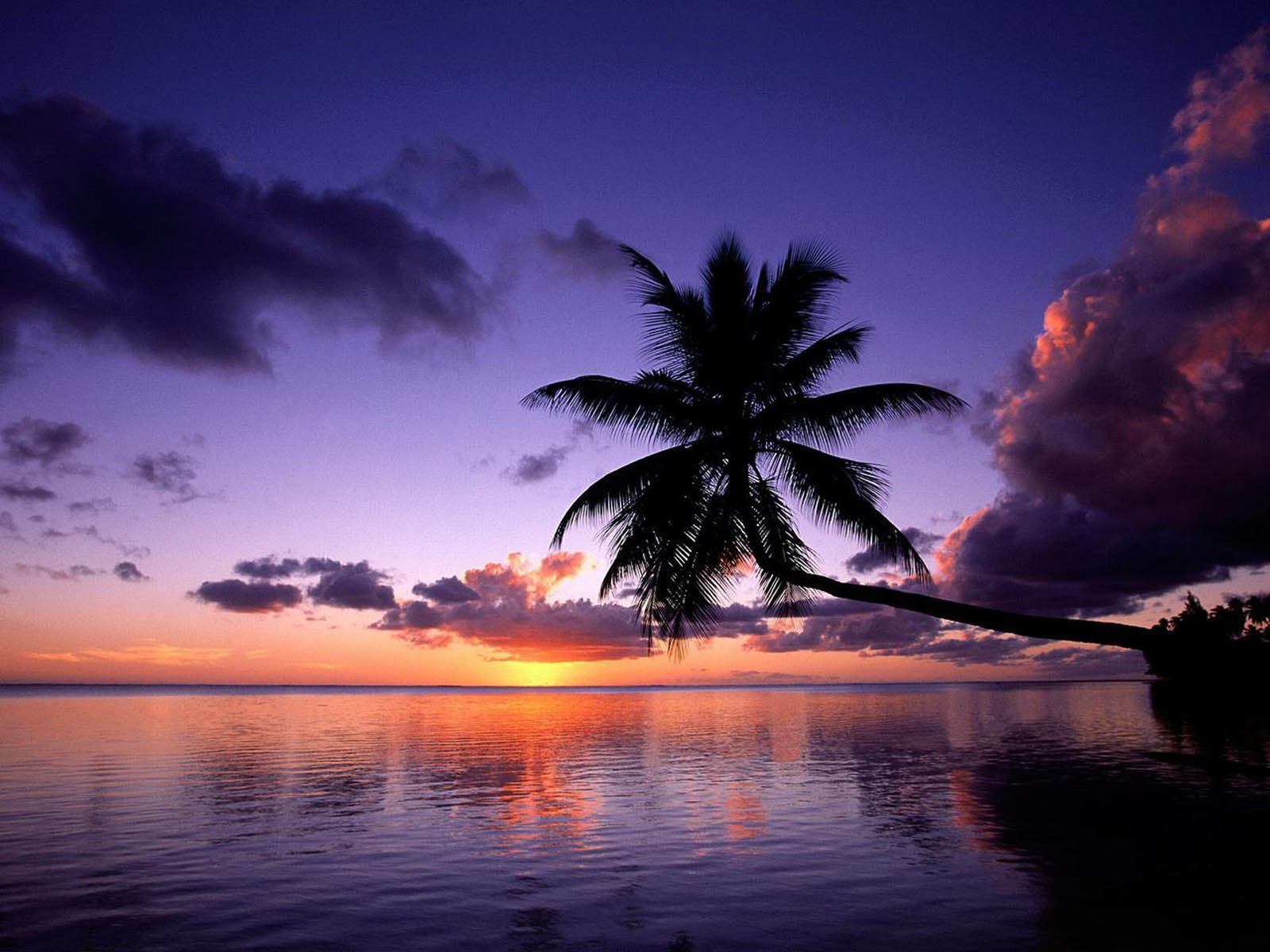 Island Sunset Wallpapers Hd Wallpapers 1600x1200