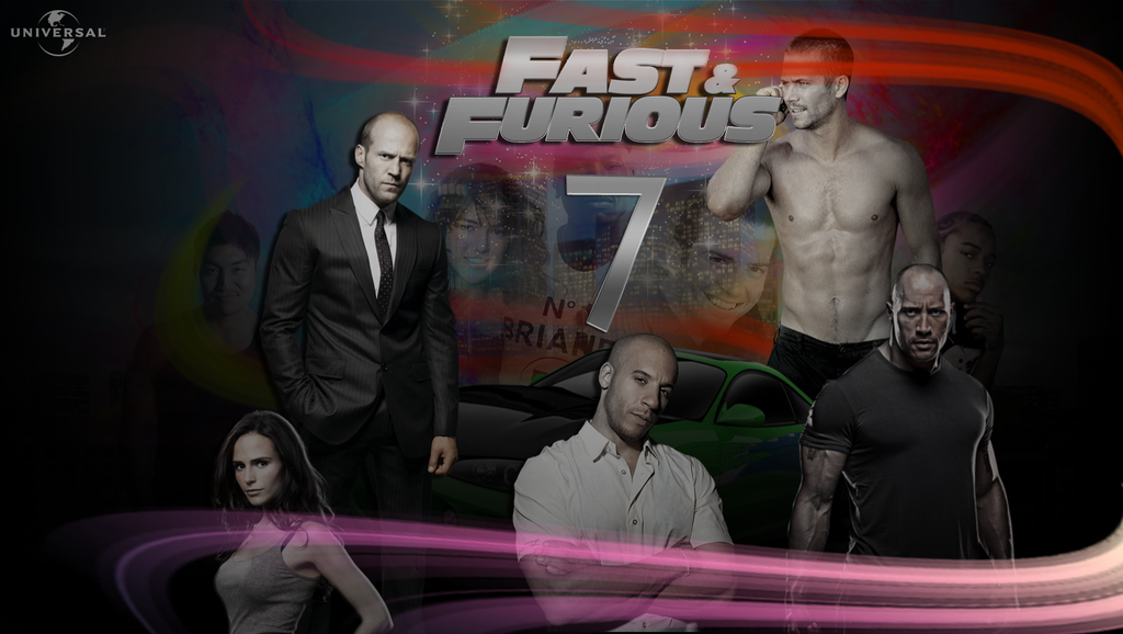 Fast and Furious 7 Desktop and mobile wallpaper Wallippo 1024x578