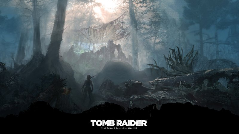 Tomb Raider 2013 Campsite Wallpaper 1920x1080 by Mikky100 on 800x450