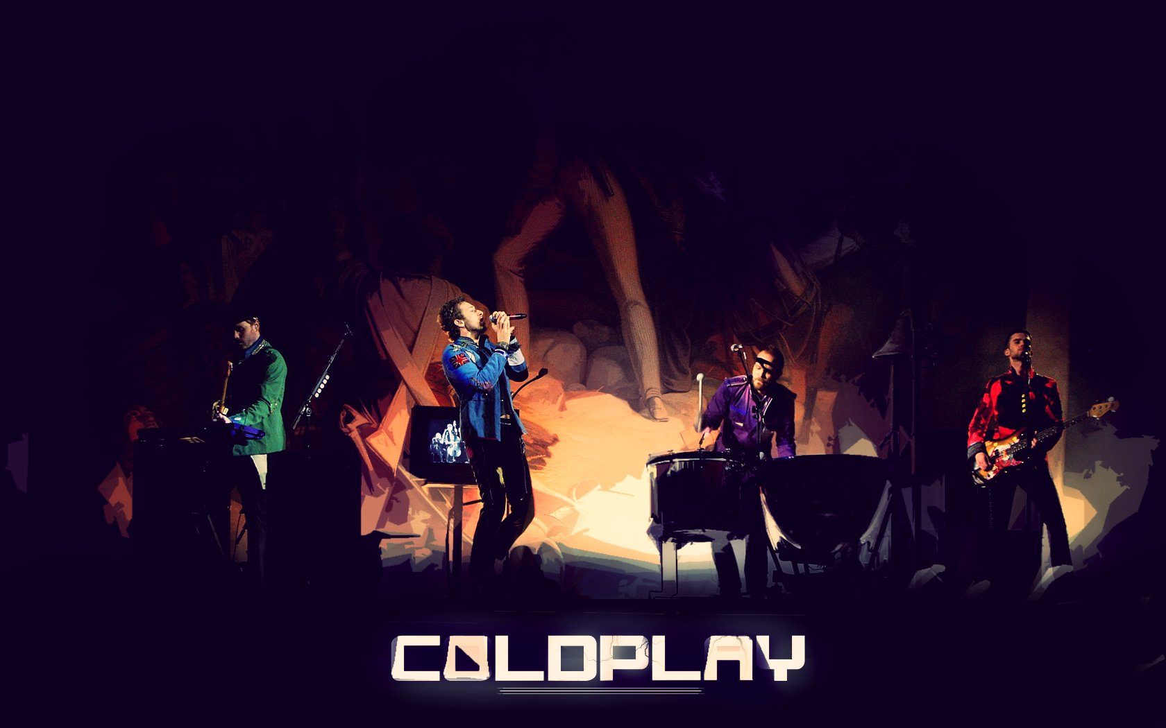Coldplay - Live From The Hollywood Bowl