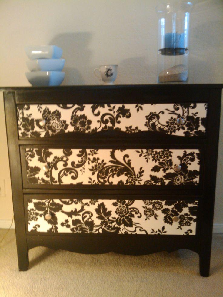 45] DIY Wallpaper Dresser on WallpaperSafari 736x981
