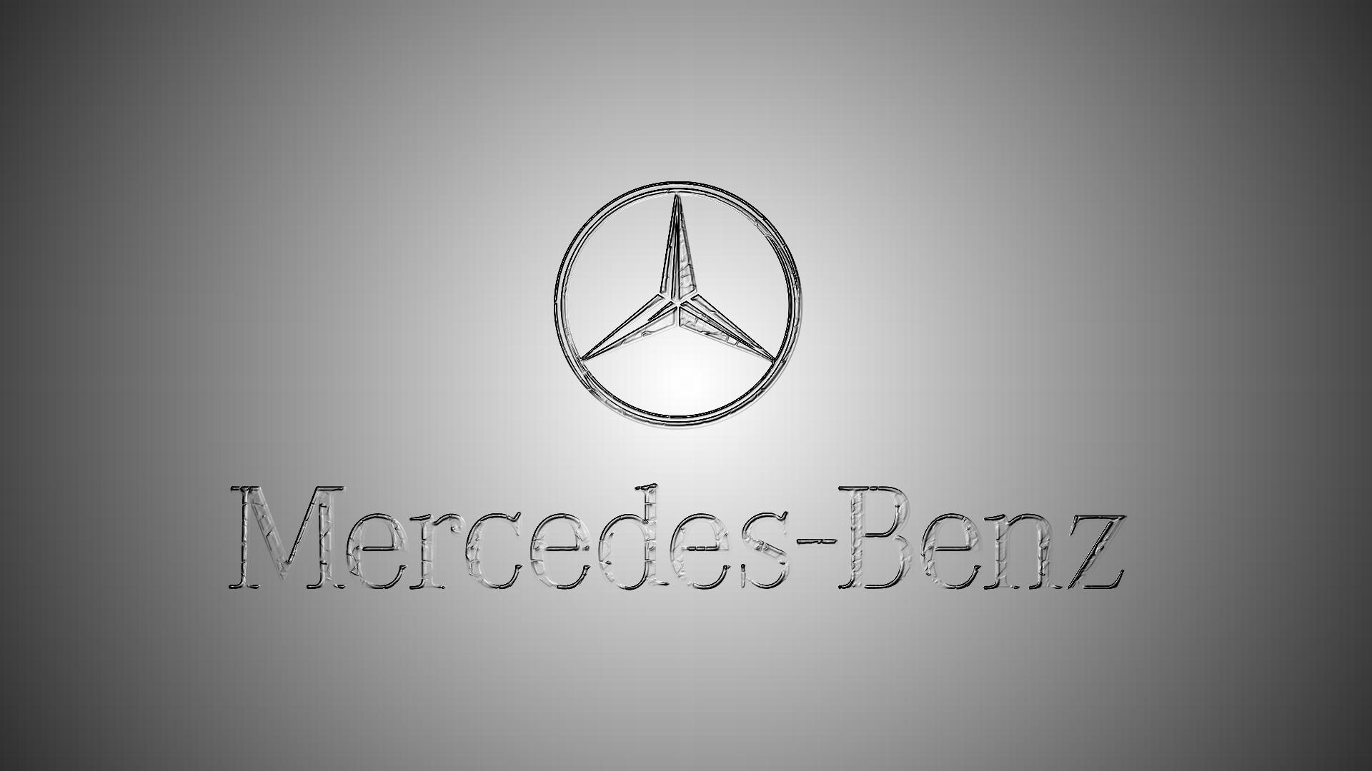Mercedes Logo Wallpaper - WallpaperSafari