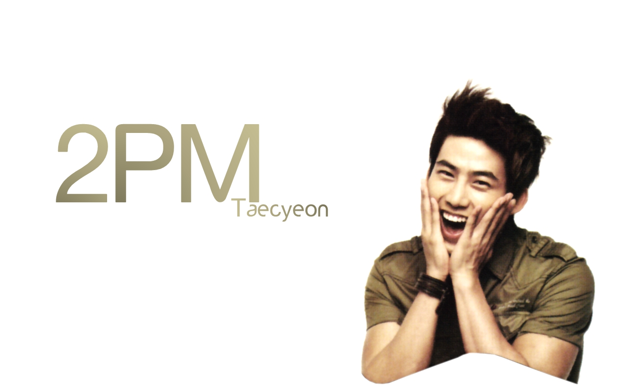 Taecyeon by Marianka92 1280x800