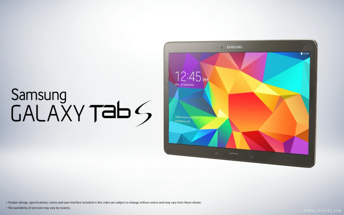 Samsung Galaxy Tab S HD Wallpaper   iHD Wallpapers 1440x900