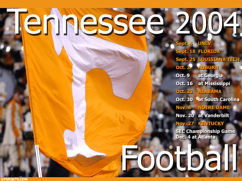 Tennessee Football Computer Wallpaper   University of 800x600