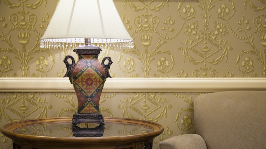 How to Put Up Wallpaper on an Accent Wall Angies List 912x513