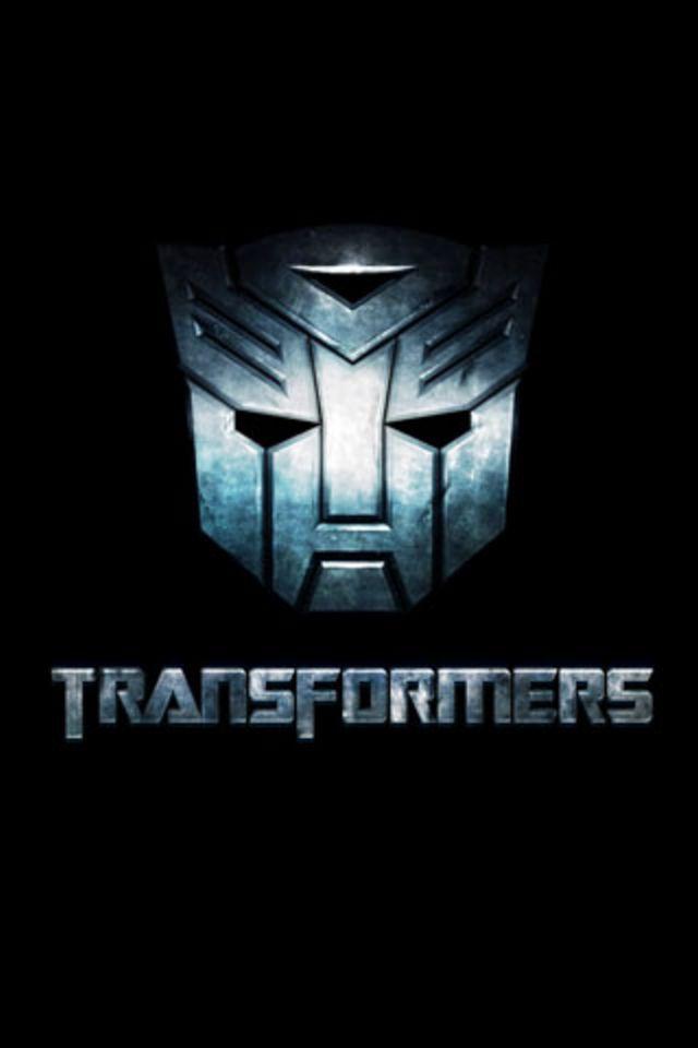 Transformers Logo iPhone Wallpaper HD 640x960