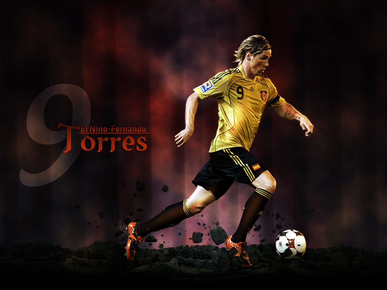 Fernando Torres Latest HD Wallpapers 2013 All About HD Wallpapers 1280x960