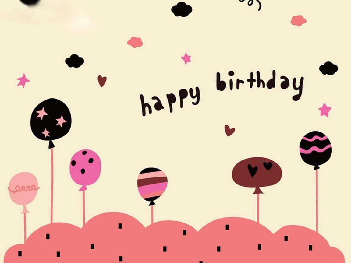 Happy Birthday Wallpaper Download Unique Wallpapers 1152x864