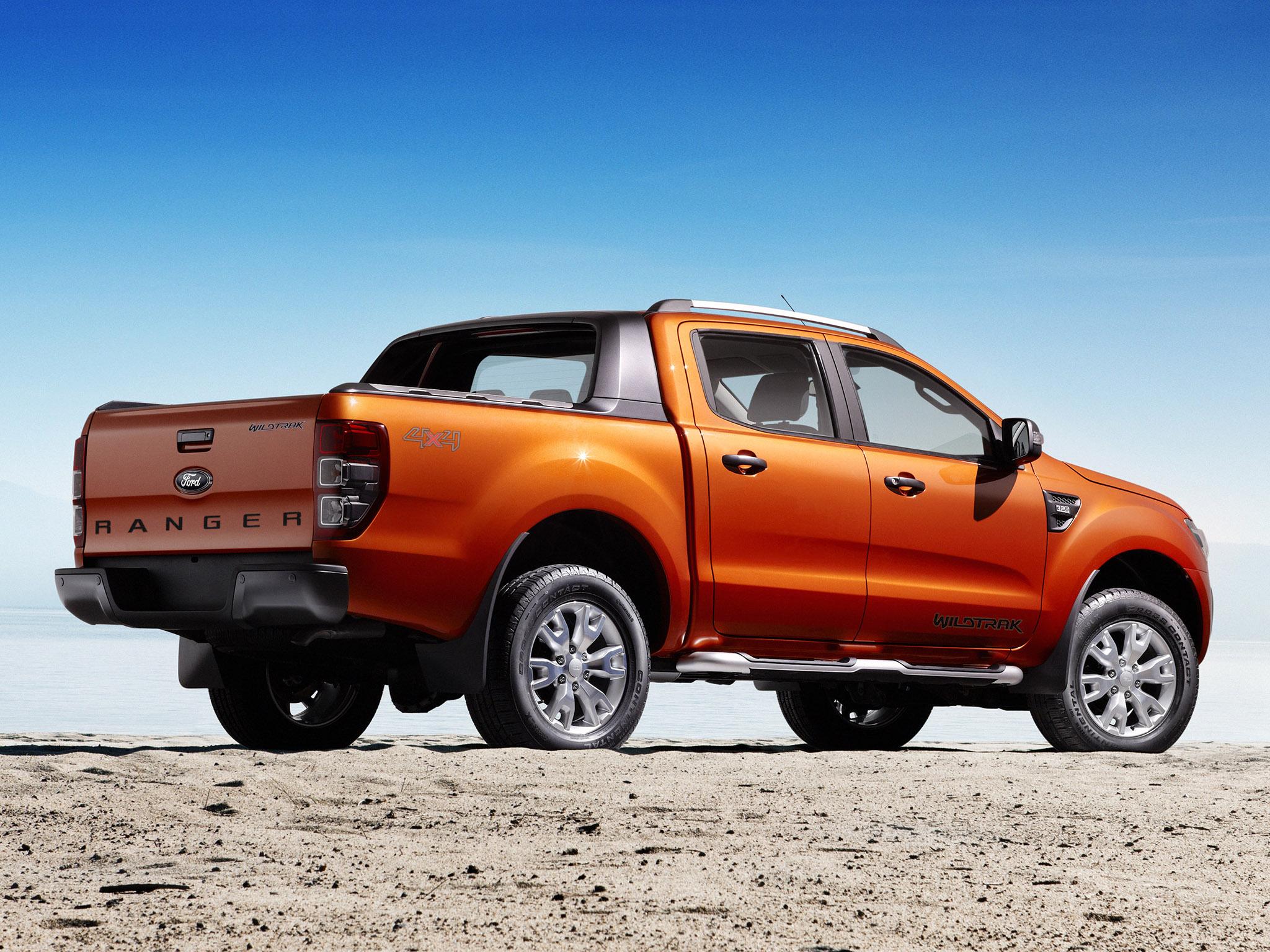 2012 Ford Ranger Wildtrak truck 4x4 wallpaper background 2048x1536