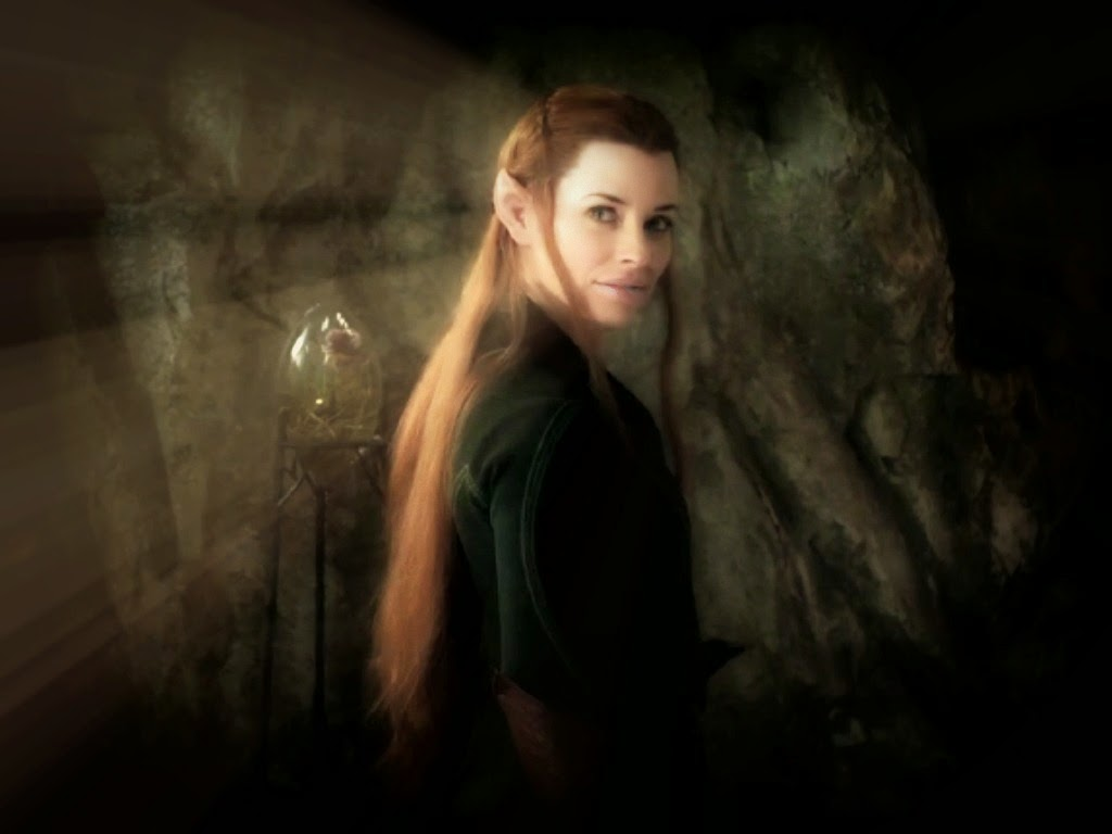 Middle Earth and Beyond Wallpapers Tauriel 1024x768