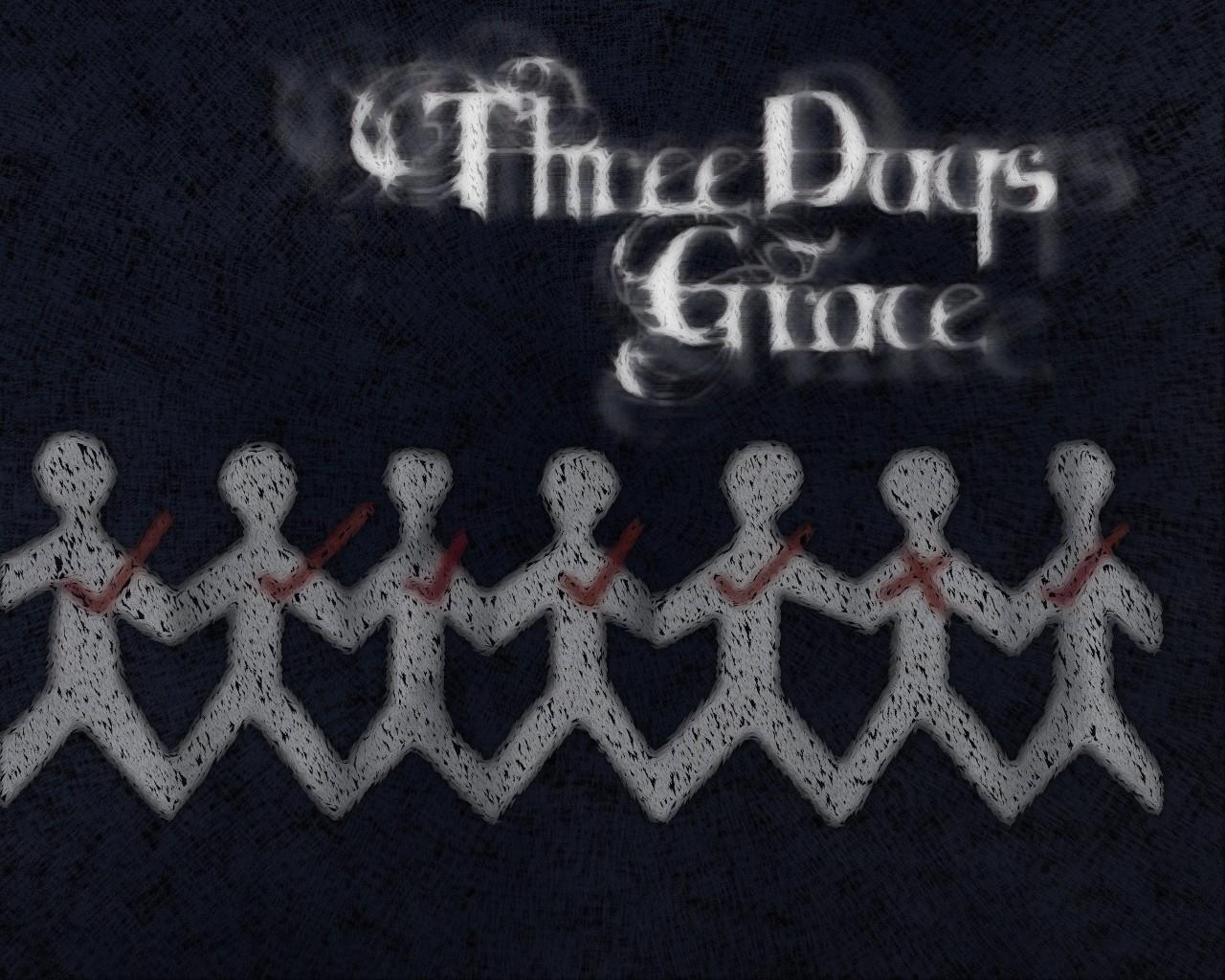 Best 57 Three Days Grace Wallpaper on HipWallpaper Three Tailed 1280x1024