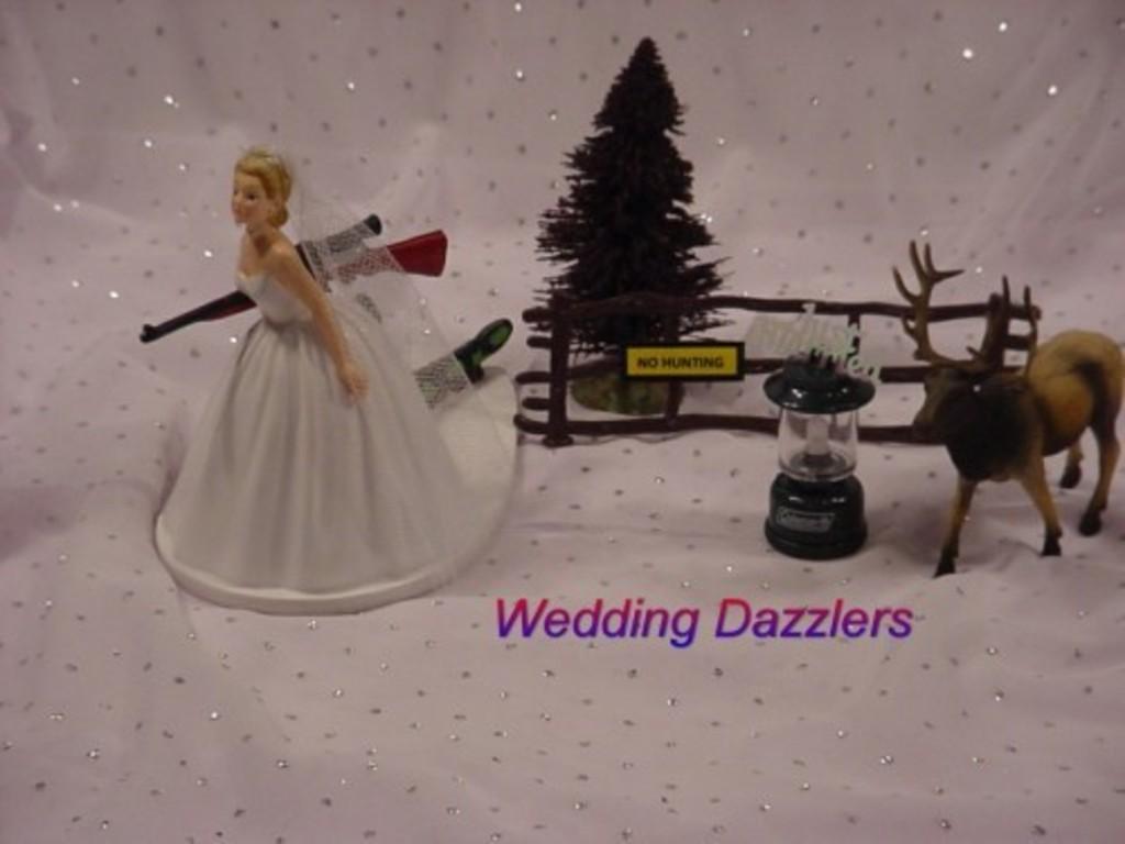 4706 custom elk hunter camo themed groom atv wedding cake topper ce1 1024x768