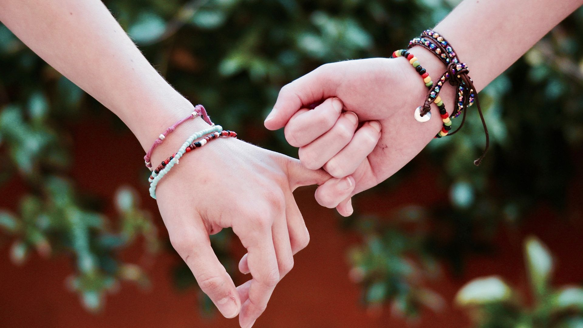 Friendship Hands with Bracelets Wallpaper   Wallpaper Stream 1920x1080