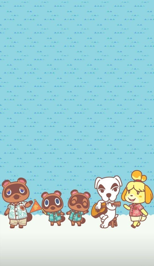 new horizons wallpaper from walmart     AnimalCrossing Animal 640x1106