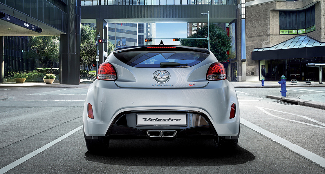 Hyundai Veloster back side rear view hd wallpaper   Latest Cars 1120x600