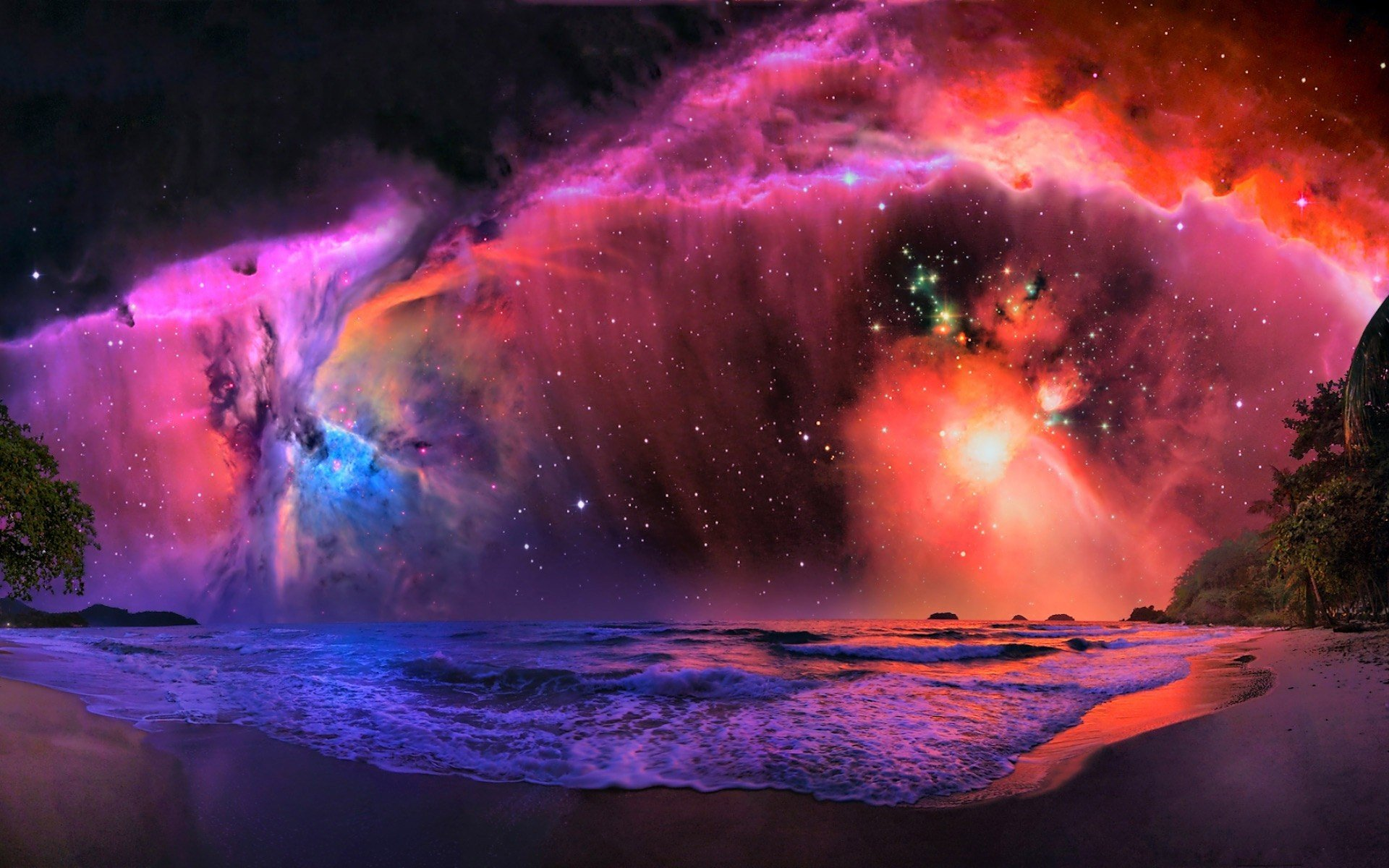 Galaxy Tides Wallpapers Galaxy Tides Myspace Backgrounds Galaxy 1920x1200