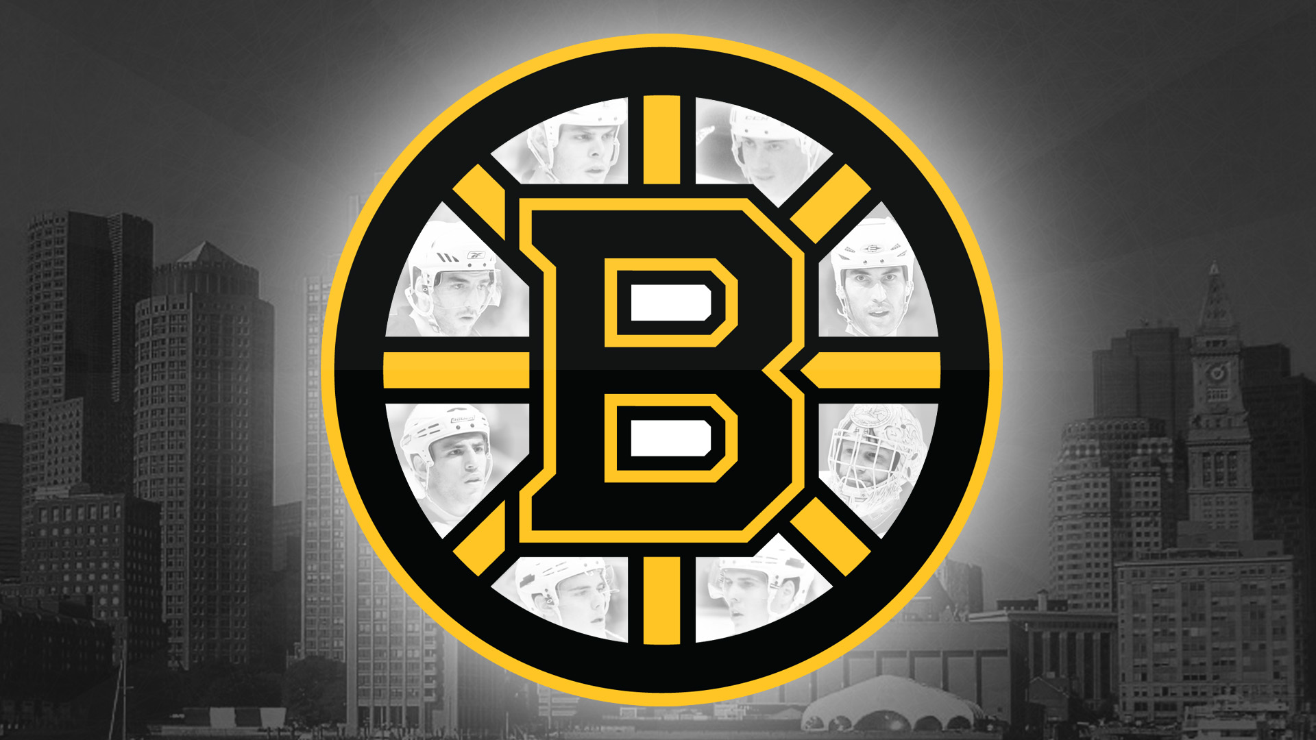 Boston Bruins desktop wallpaper 1920x1080