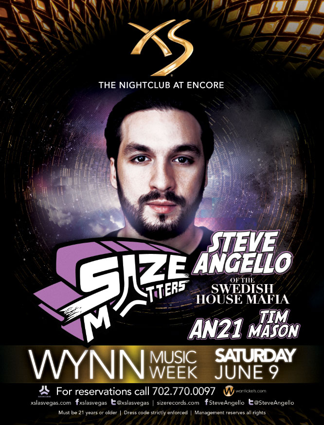 Steve Angello Logo Images Pictures   Becuo 666x872