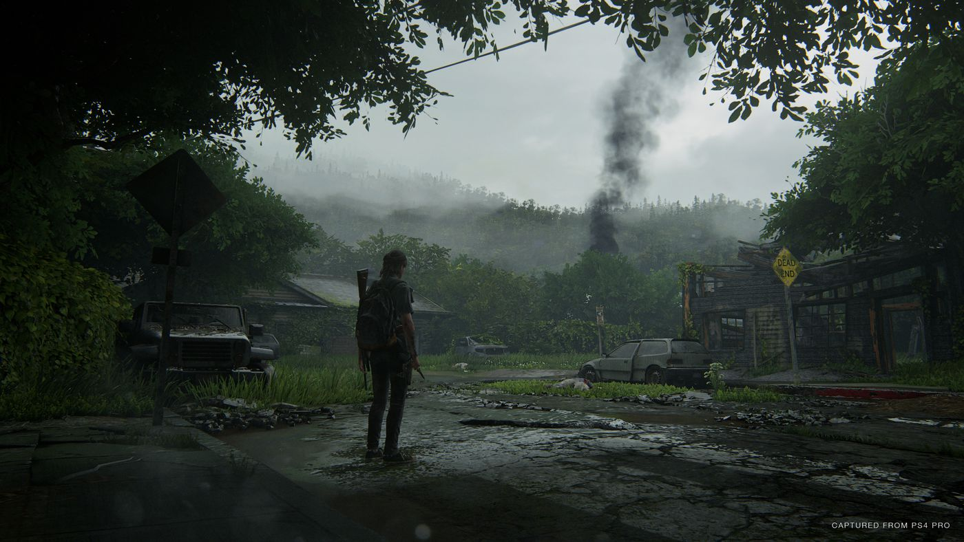 The Last of Us Part II hands on with the PS4s most anticipated 1400x788