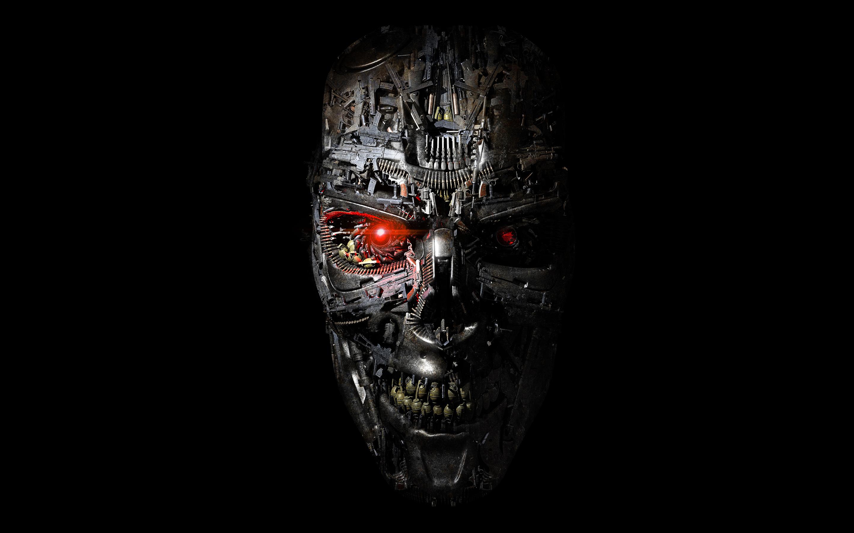 Terminator Wallpaper 2880x1800