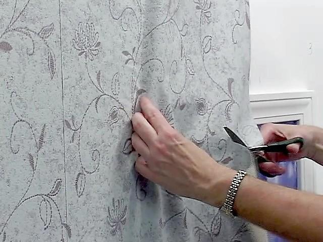 Wallpaper Installation   Cutting Around Objects   Regular Window 640x480