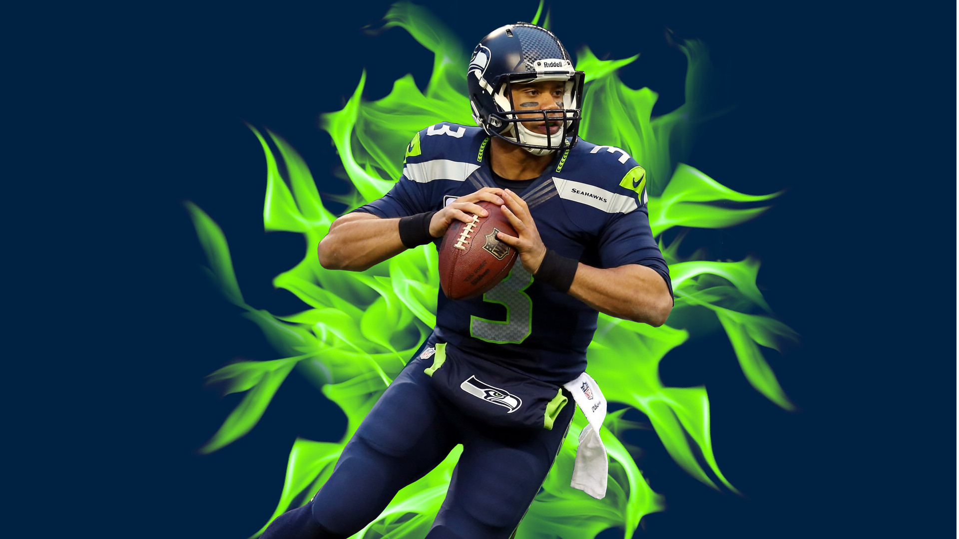 Russell Wilson Wallpapers 63 images 1920x1080