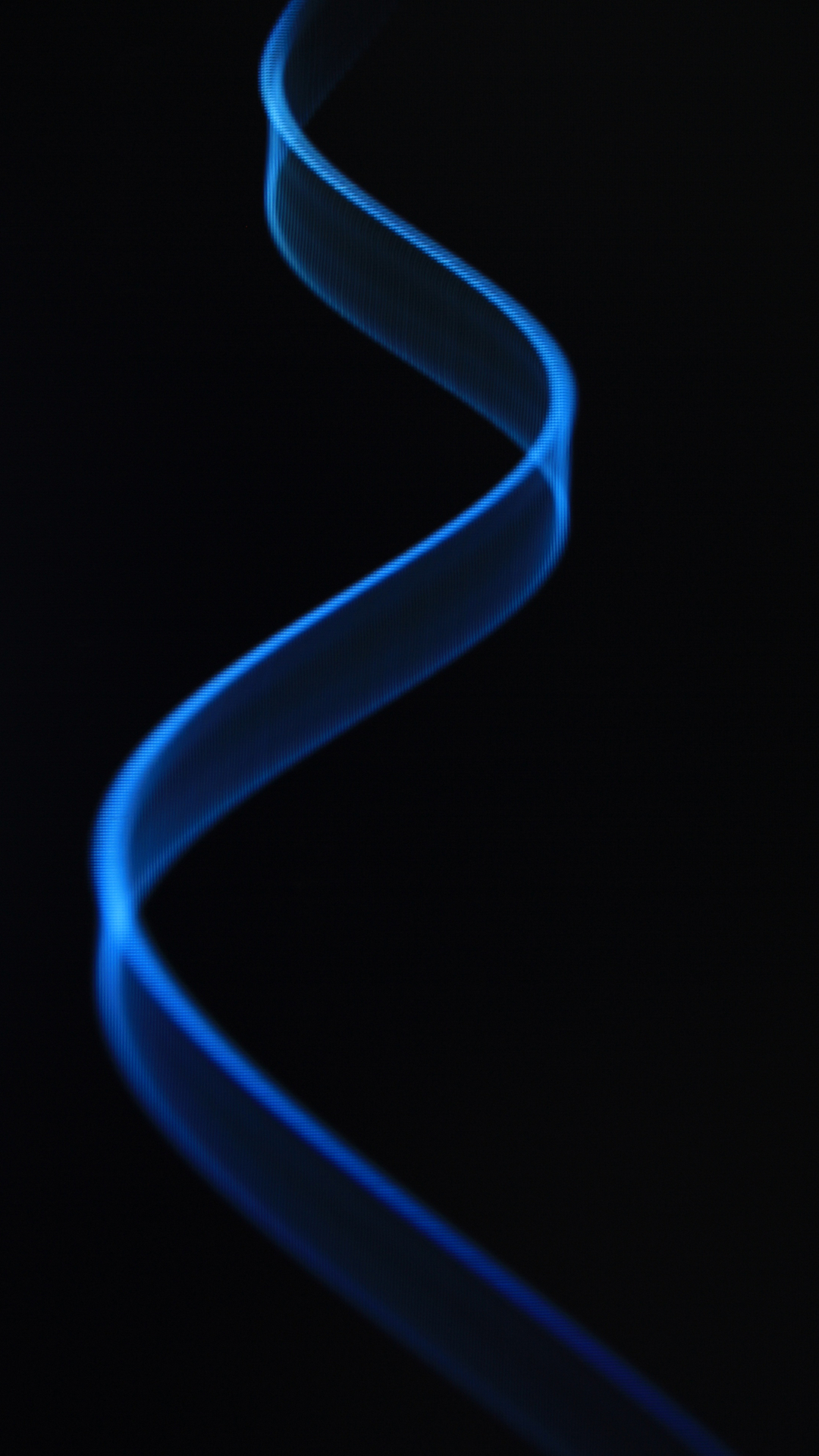 Background with blue design on black for galaxy s4 in 1080x1920 1080x1920