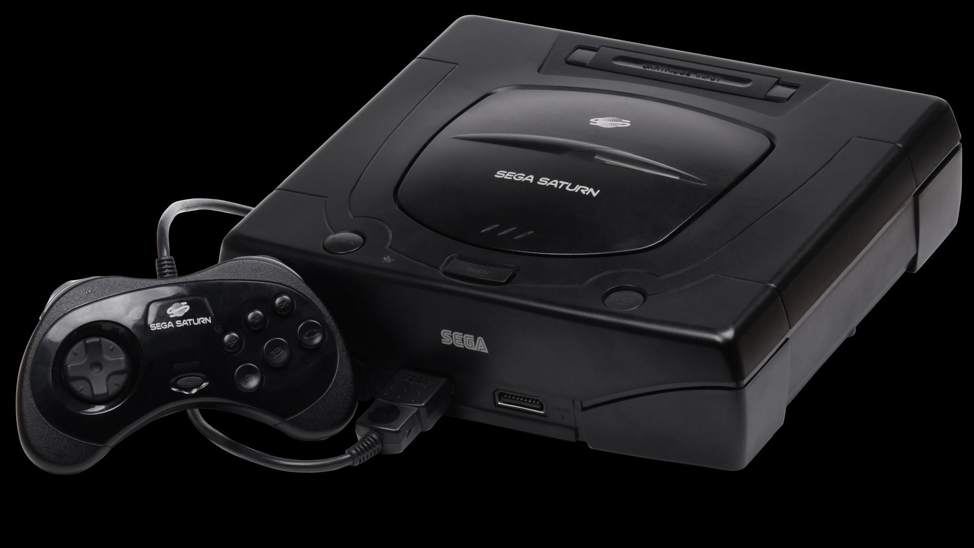 Sega Saturn - Wikipedia