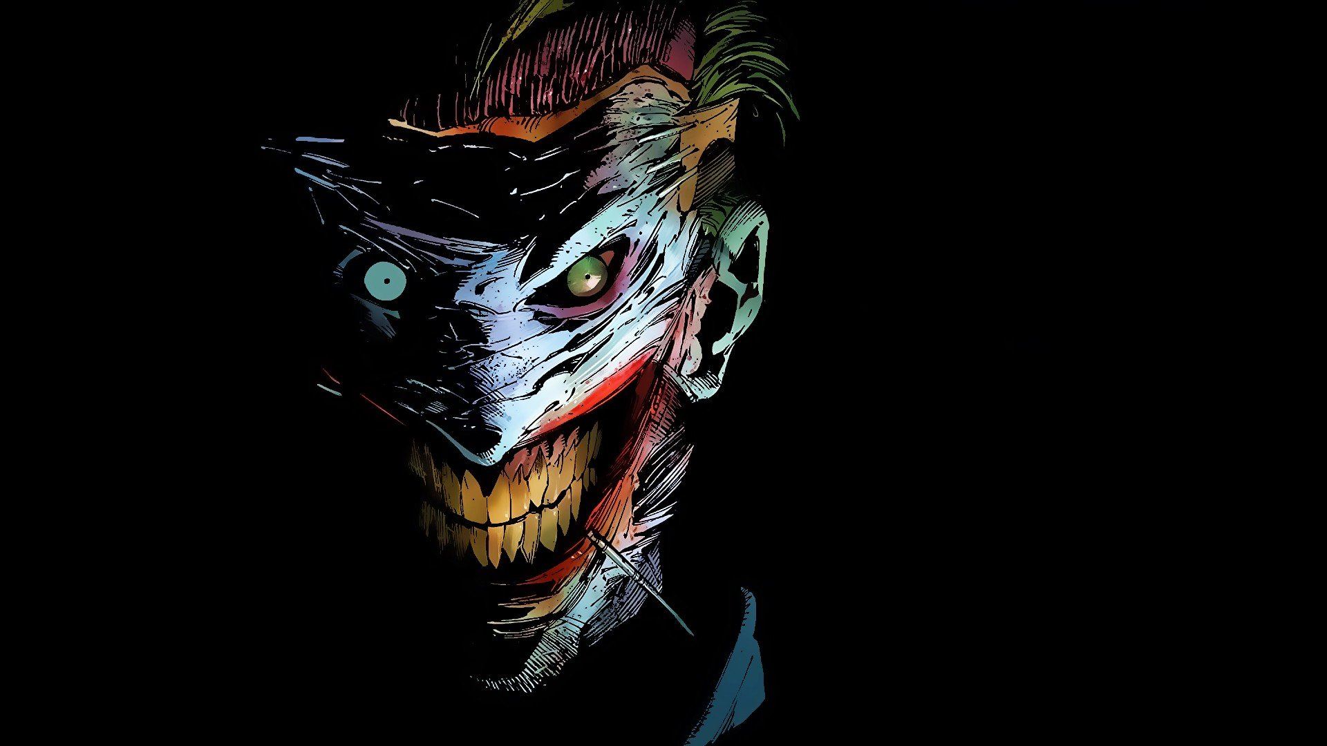 Joker Comic Books DC Comics Wallpapers HD Desktop and 1920x1080
