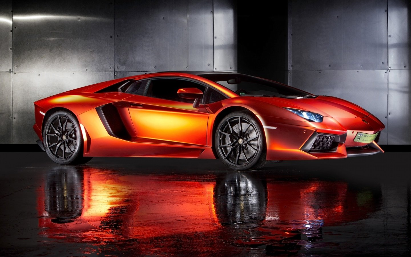 2013 Print Tech Lamborghini Aventador Wallpapers HD Wallpapers 1440x900