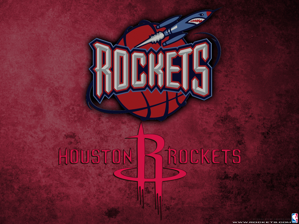 Houston Rockets by krkdesigns 1024x768