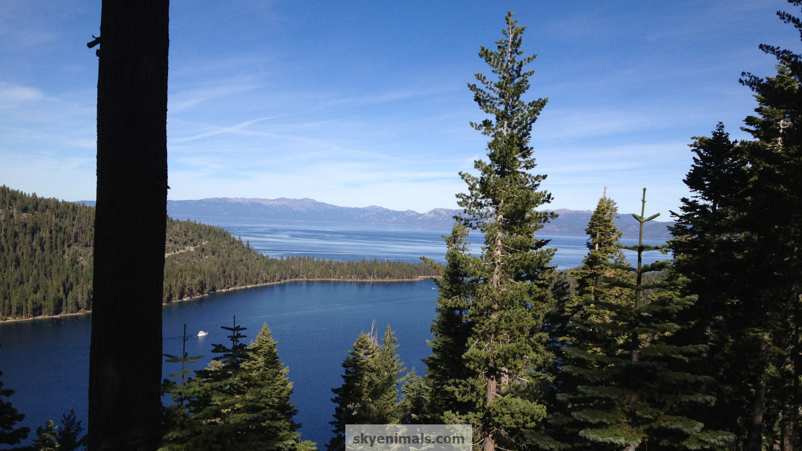 Lake Tahoe Wallpaper Images 1600x900